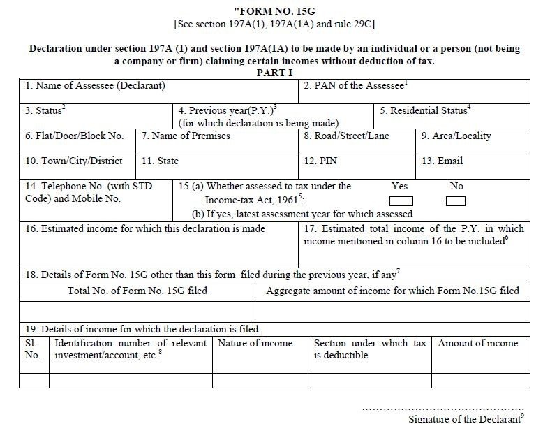 How To Fill New Form G  Form H  RoyS Finance  Turning Your